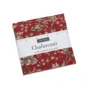 "Chafarcani - Charm Pack by French General for Moda Fabrics - 42 x 5"" fabric squares"